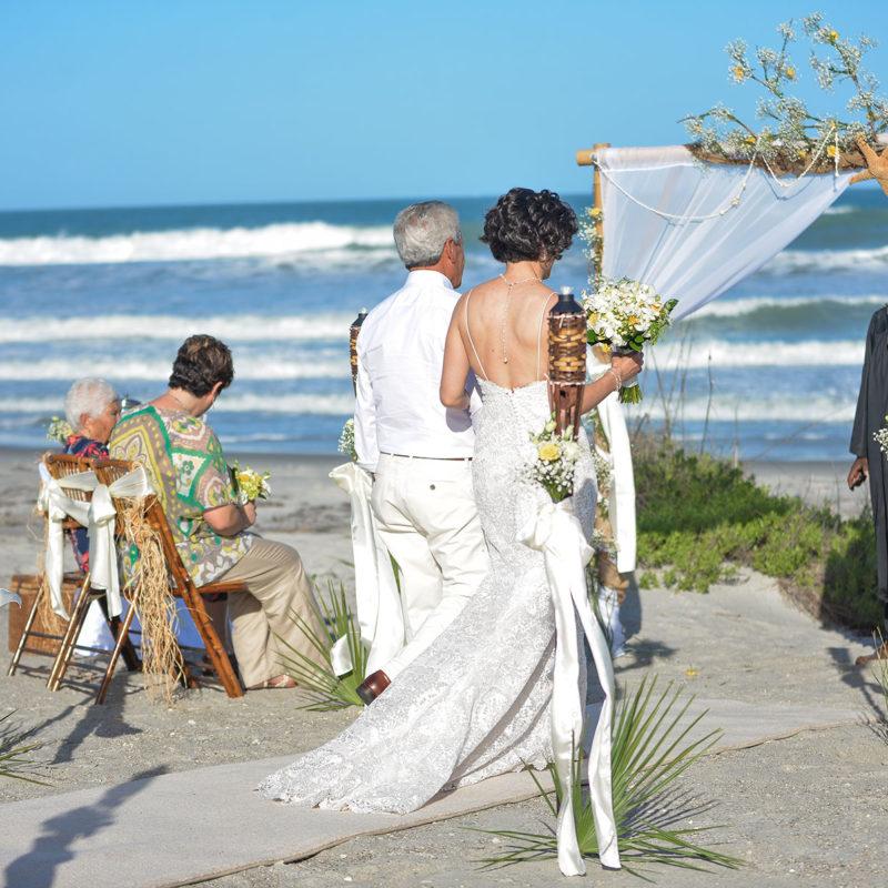 Marcelo and Pina's Cocoa Beach Wedding